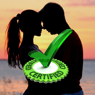 CERTIFIED COUPLES logo